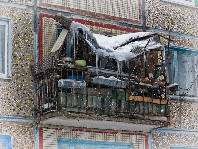Een Winters Balkon : Тест: Какой ты киевский балкон? u2013 bit.ua