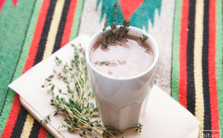 Какао со свежим чабрецом – 300/425 гр, 44/54грн