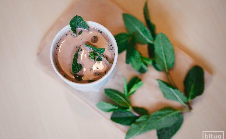 Какао со свежей мятой – 300/425 гр, 44/54грн