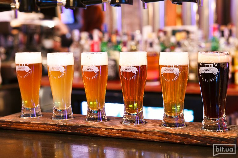 Дегустационный сет крафтового пива - ??? цена