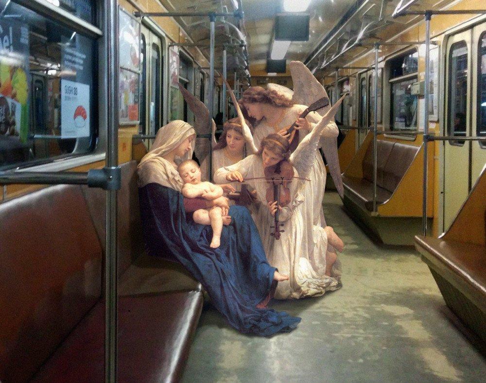 ощущения, неприятный станции метро где живут богатые люди могут