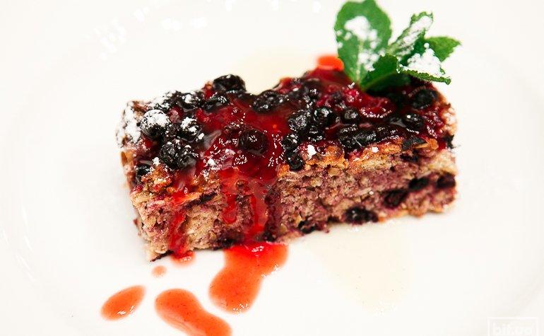 Черничный пирог – 98 грн