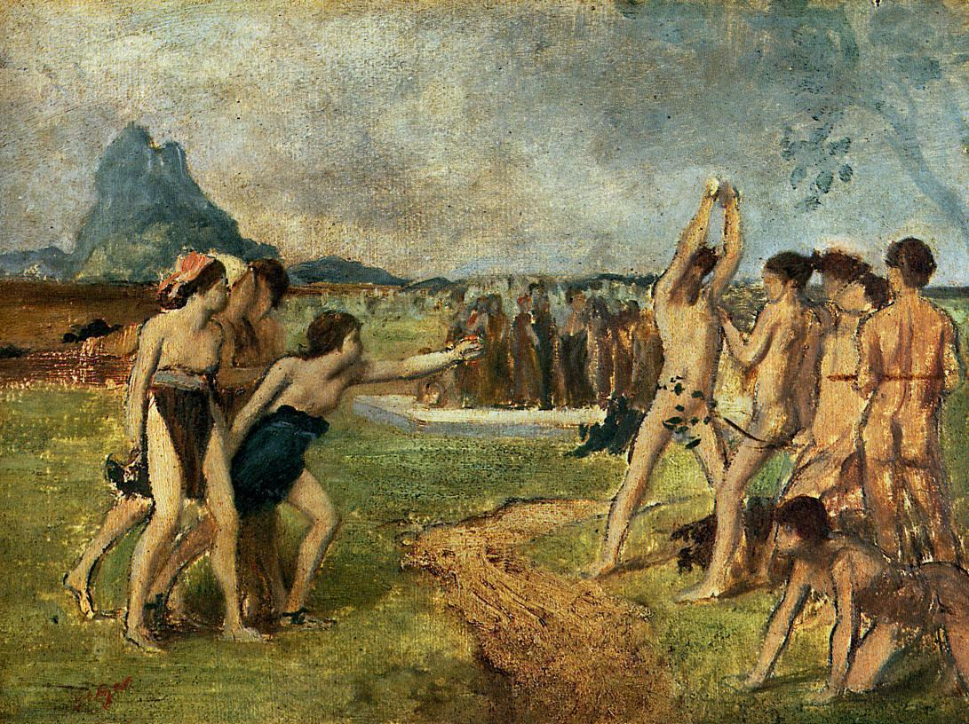 young-spartans-exercising-1860-1