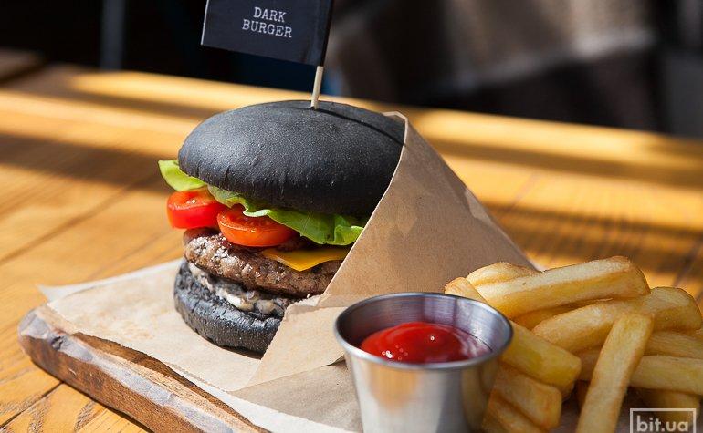 Dark Burger, 125 грн.