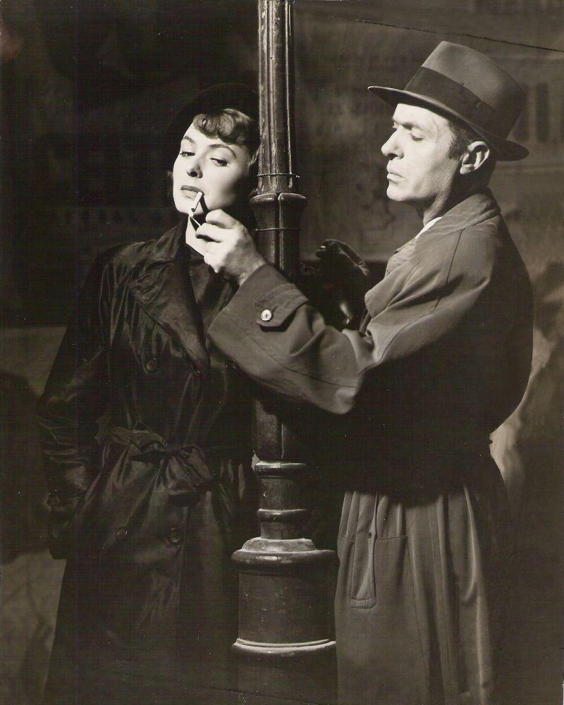 Ingrid Bergman, Charles Boyer Arch of Triumph(1948)