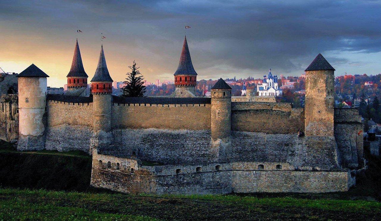 5 Мест, которые стоит посетить в Украине в апреле