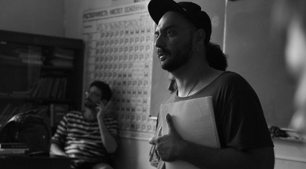 Director Kirill Serebrennikov