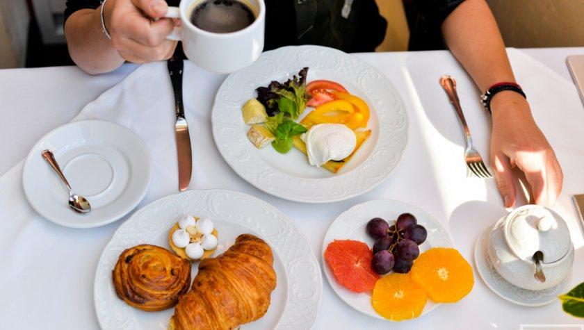 завтрак Премьер Палас