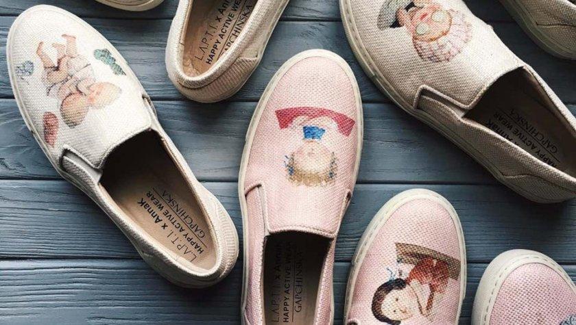 Lapti — одесская мастерская, но обувь можно купить и в Киеве  шоурумы есть  практически во всех популярных торговых центрах. В ассортименте — мужские и  ... 3e0dbb43e21