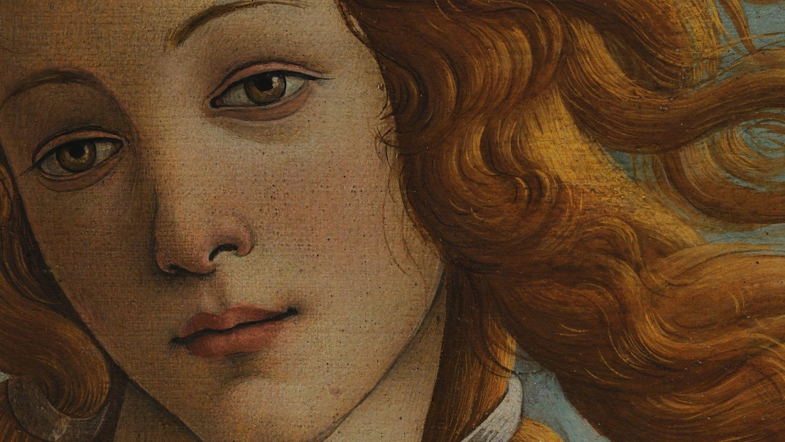 Sandro Botticelli - The Birth of Venus, 1485 (31)