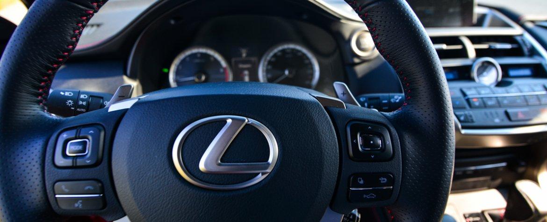 Lexus NX200t