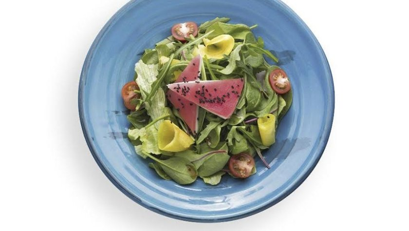 Салат с тунцом — 89 грн