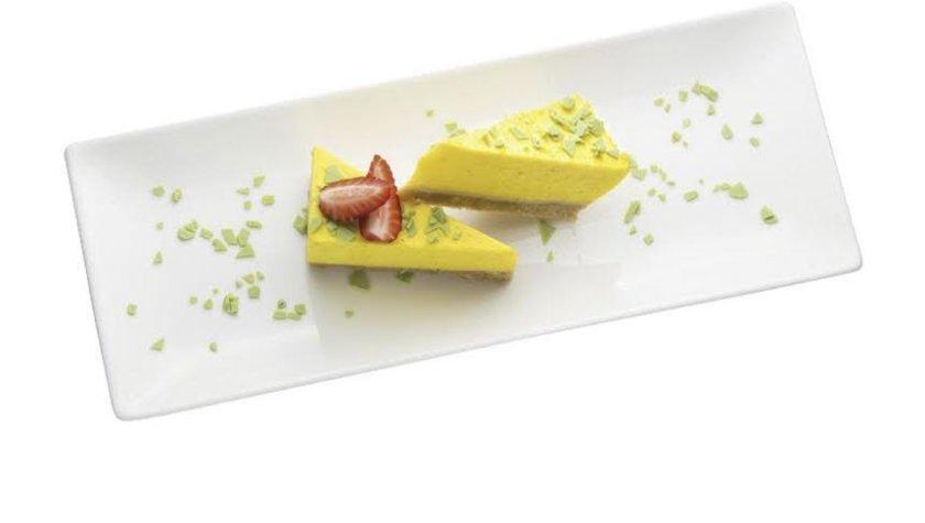 Чизкейк с лимоном — 59 грн