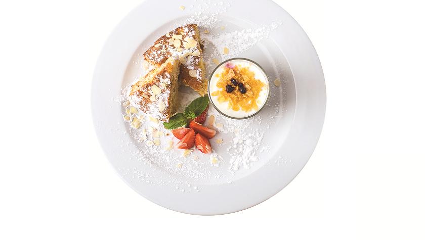 Фитнес-пирог с клубничным йогуртом – 65 грн