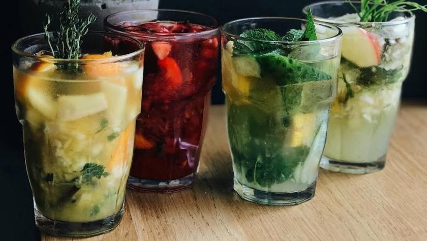 Охлаждающие напитки – 49 грн