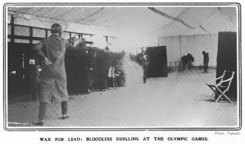 1908_Olympics_wax_duel_field