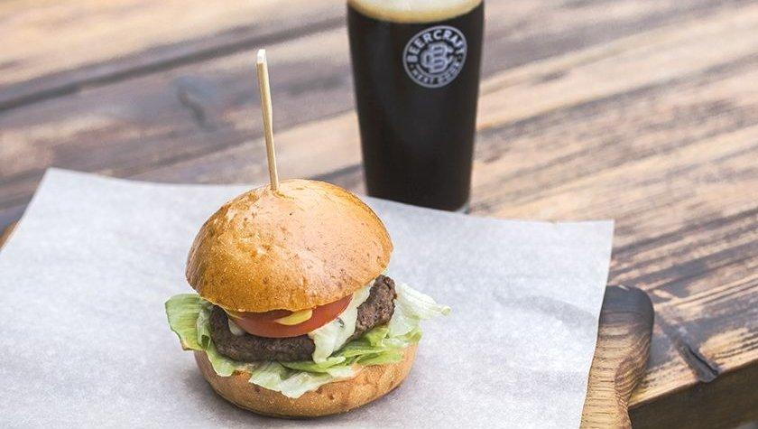 Говяжий бургер — 99 грн