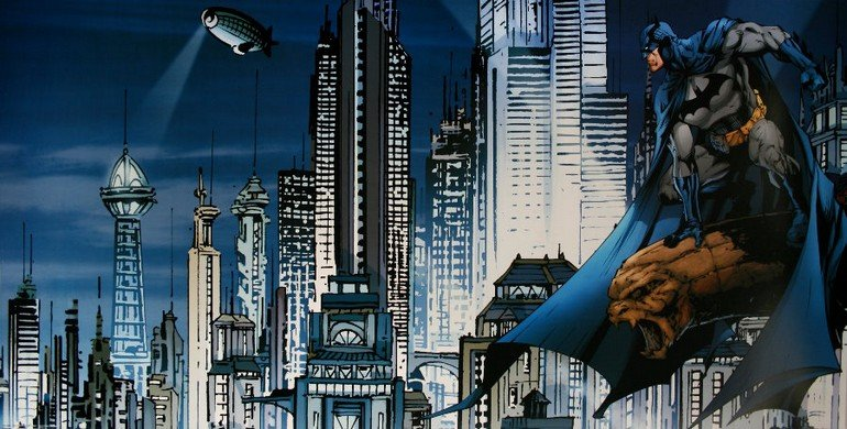 dc-comics-gotham-city-skyline