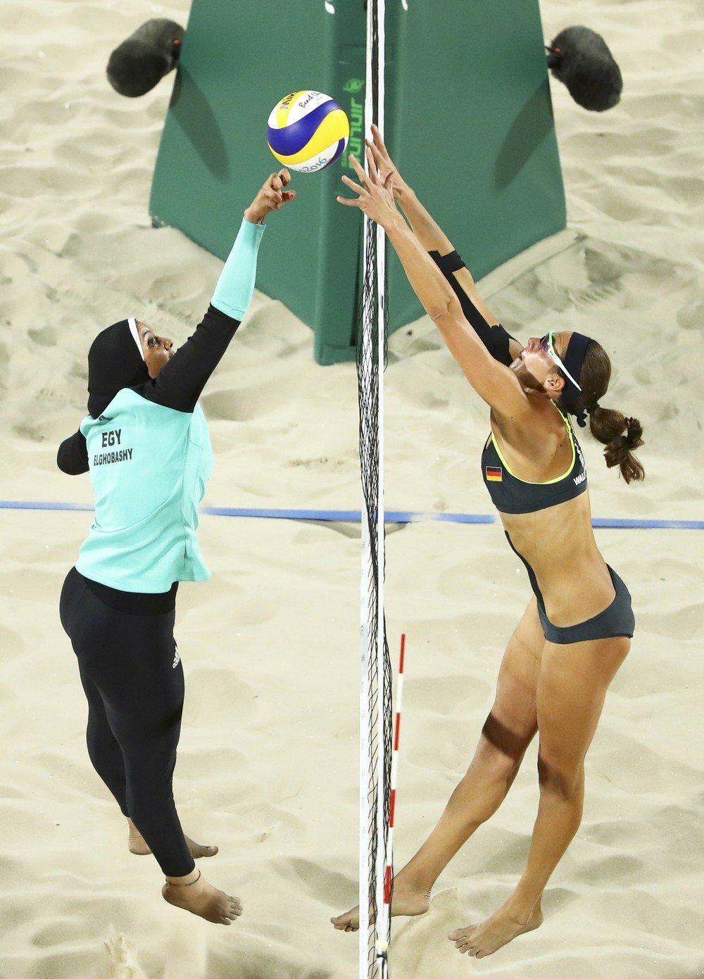 Beach Volleyball - Women's Preliminary