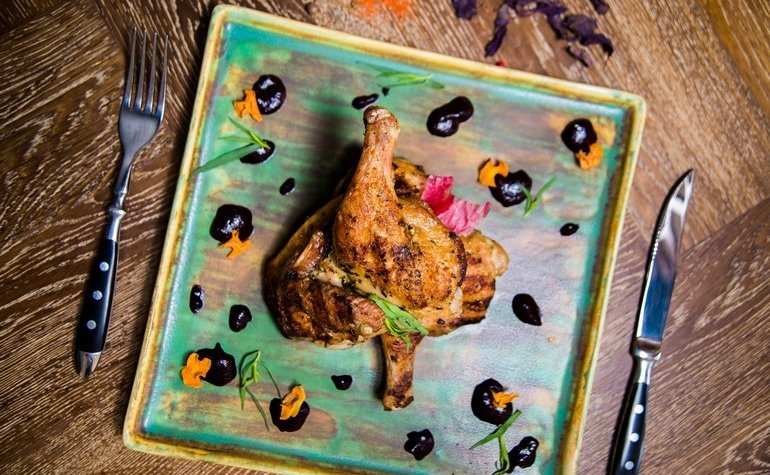 Цыпленок тапака, 145 грн