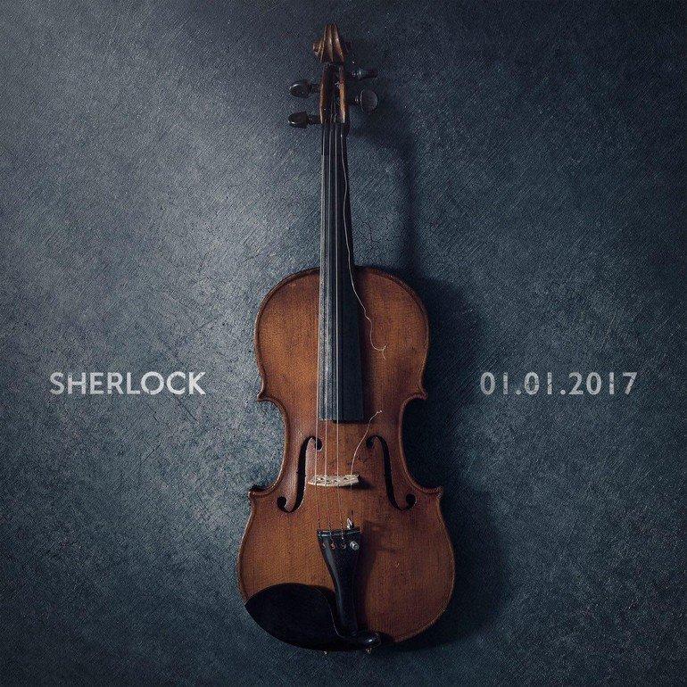 Новый сезон сериала «Шерлок» сКамбербэтчем стартует в 1-ый день 2017 года