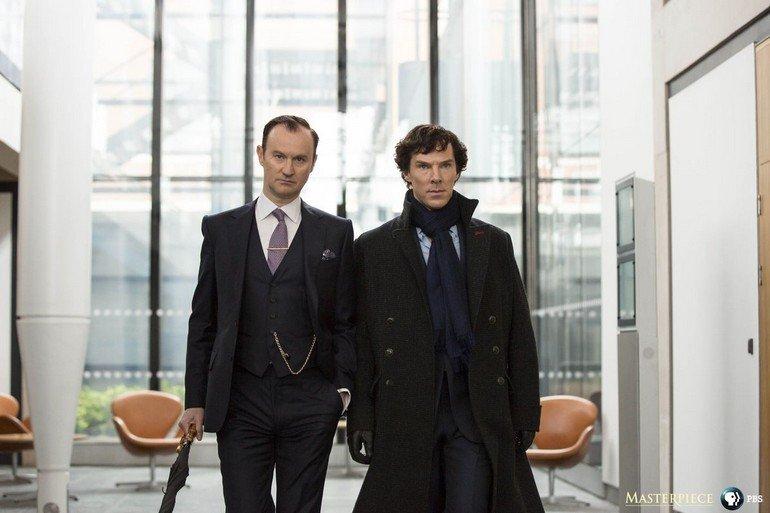 Вweb-сети появились новые промо-кадры четвертого сезона Шерлока