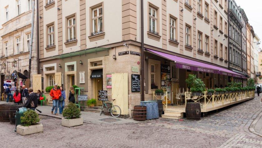 Vintage Boutique Hotel Lviv