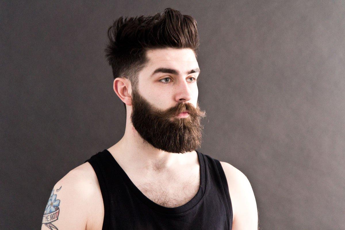 О стимулировании роста бороды