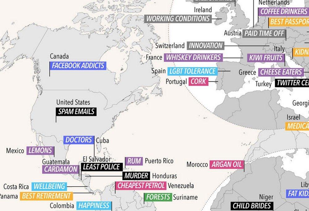 international-number-ones-statistics-world-map-2016-2