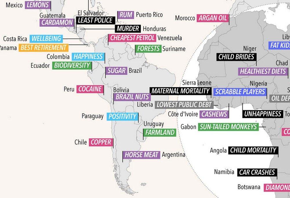 international-number-ones-statistics-world-map-2016-3
