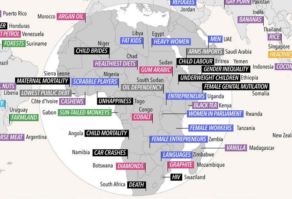 international-number-ones-statistics-world-map-2016-6