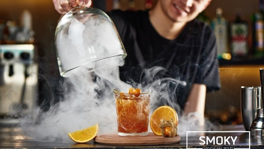 Smoky Old Fashion, 150 грн