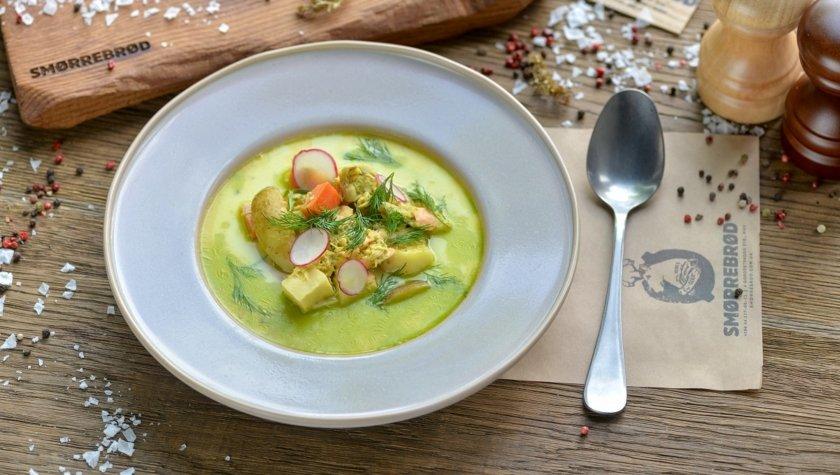 Рыбный суп, 115 грн