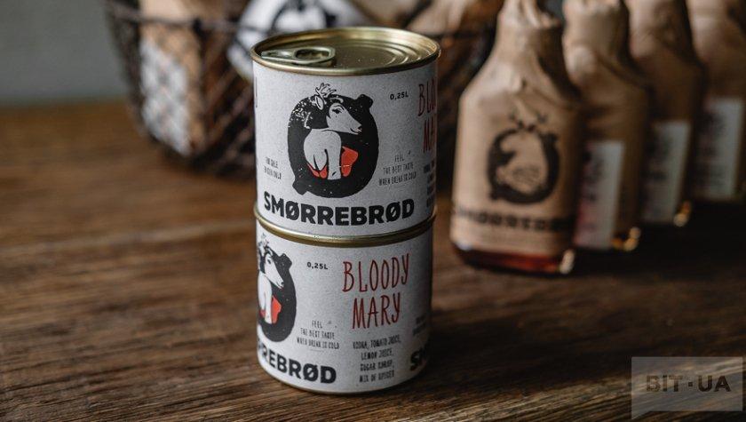«Кровавая Мэри» – 120 грн