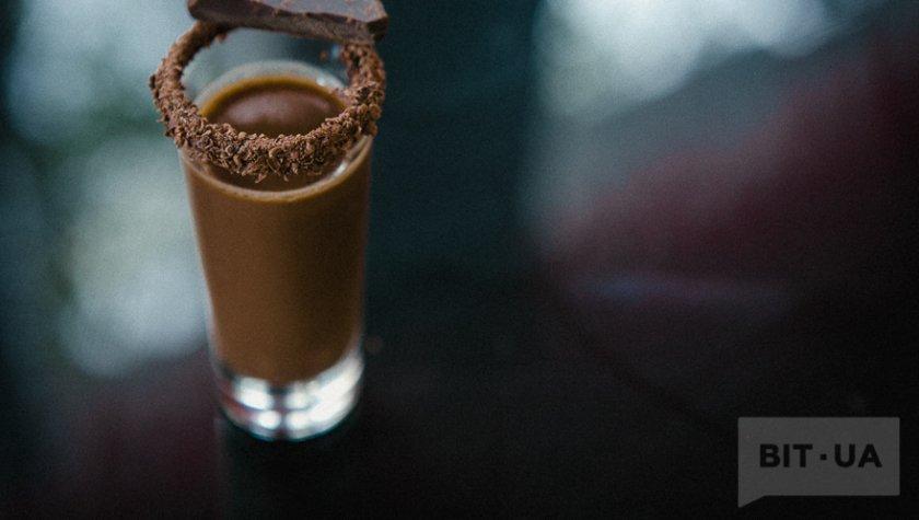 Шоколадная текила, 80 грн