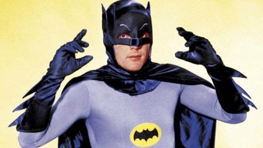 Бэтмена с сексам