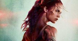 Все смеются над новым постером «Tomb Raider: Лара Крофт». Что с ним не так?