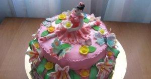 Балерина написала книгу о тортах и макаронах