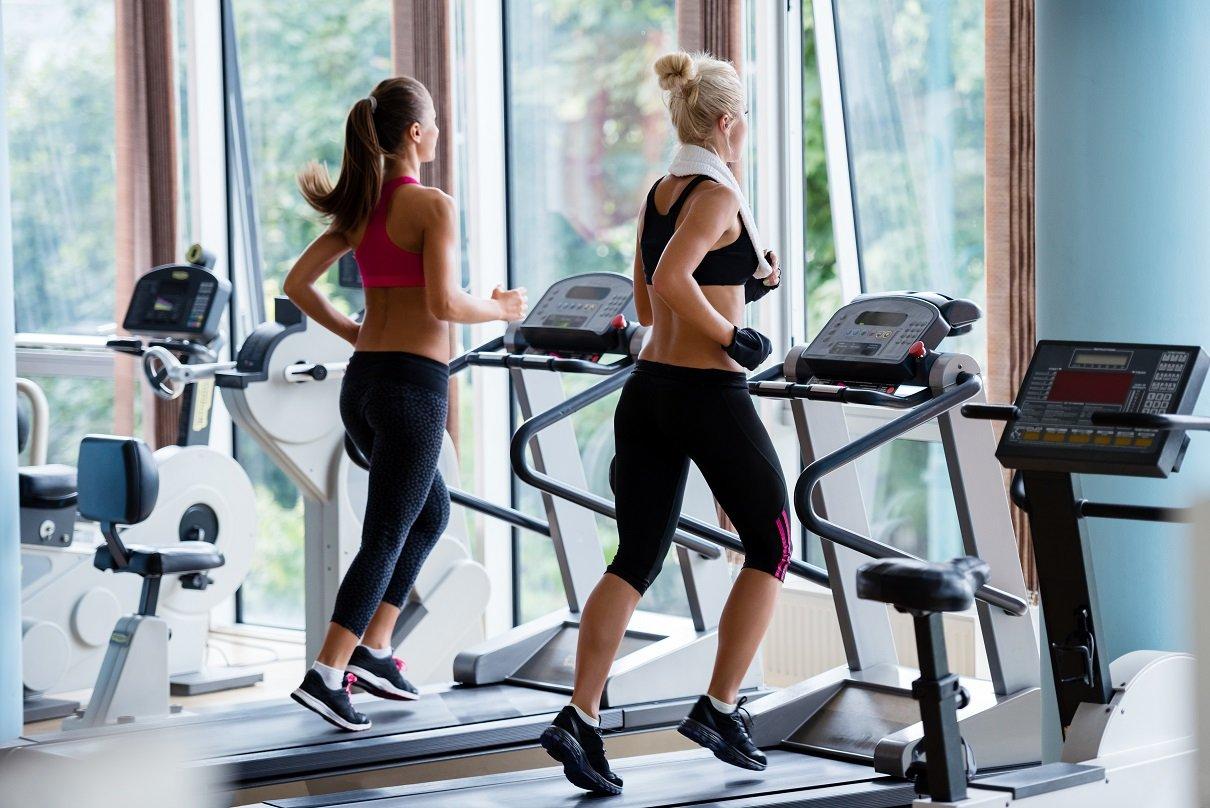 беговая тренировка для похудения