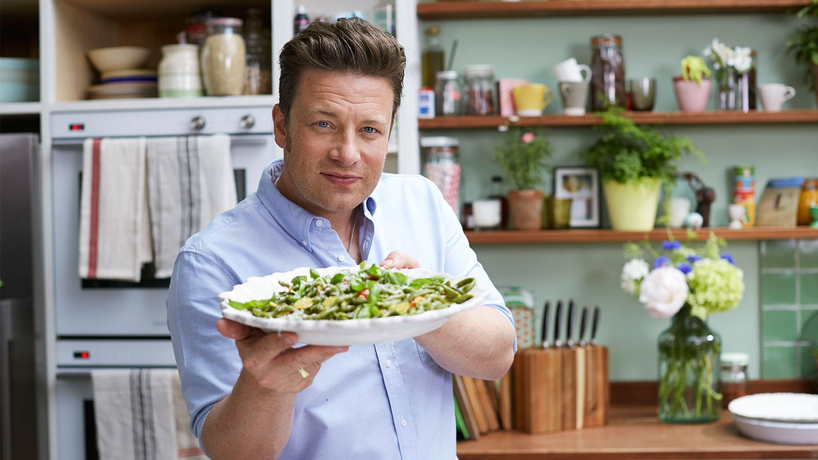 It's not always excellent to be jamie oliver, life culture