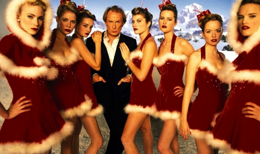 Кино новогодни секс носиле