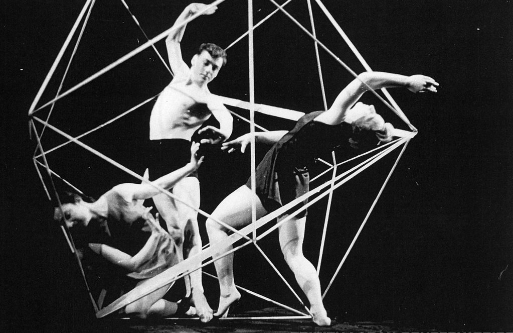 """rudolf laban Dream, laban somewhat bitterly muses about his own rejected choreography for the program (a piece here translated as """"of the thaw wind and the new joy"""") and then, as """"ode to joy"""" blares from the amphitheatre loudspeakers, renews his sense of hope and commitment to dance."""