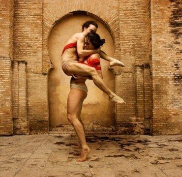 художник, танцоры, фотограф,
