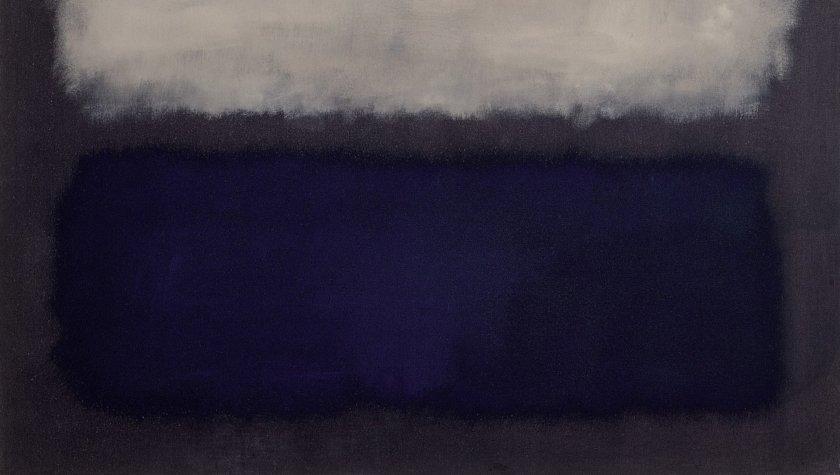 Марк Ротко. Синий и серый, 1962