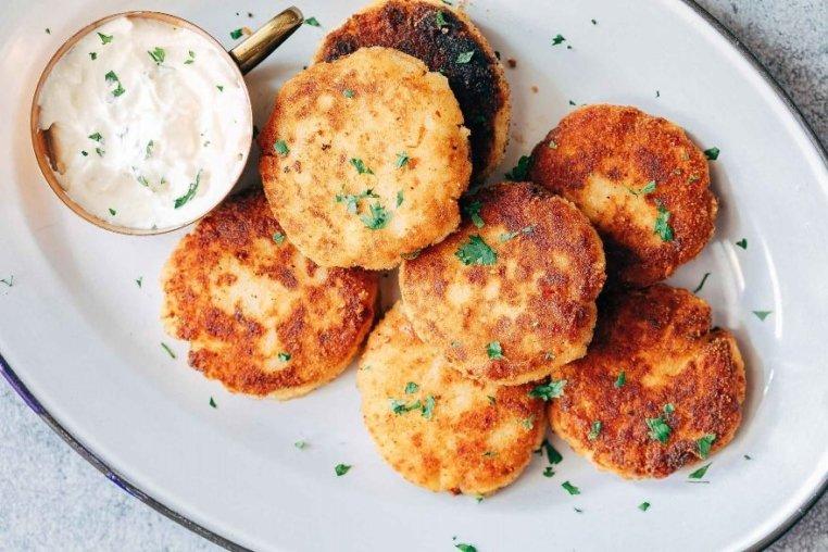 картофельные котлеты в пост рецепты с фото самого