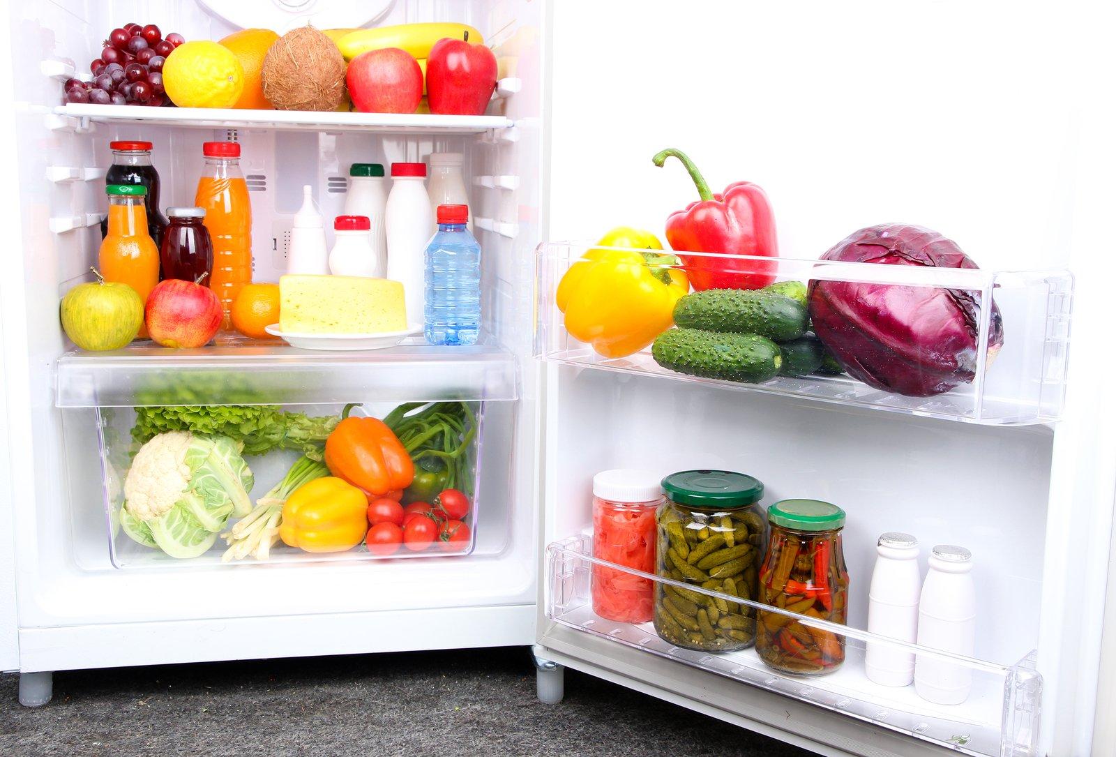 Как правильно хранить готовые блюда в холодильнике