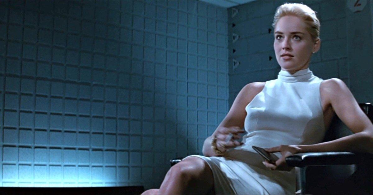 Посмотреть знаменитую сцену из фильма основной инстинкт — img 12