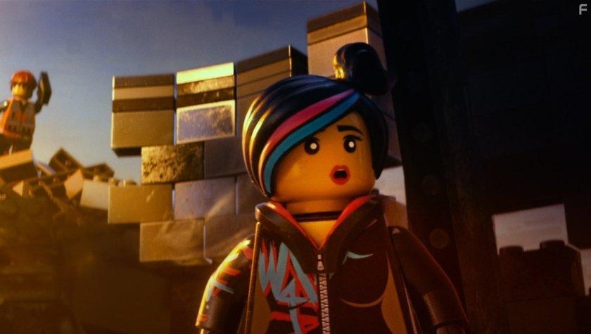 22. Лего Фильм (2014)