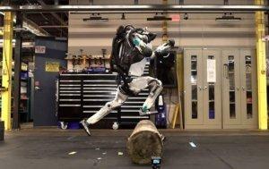 Ученые создали робота-паркуриста: вы должны это увидеть