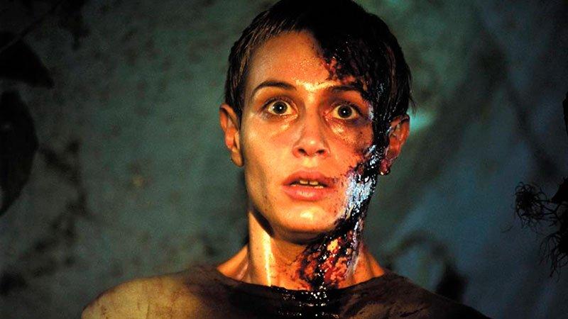 кино, кино на вечер, подборки кино, подборки фильмов, фильмы ужасов, триллер, хоррор, свидание, романтический ужин, Кровавая жатва/Haute tension (2003)